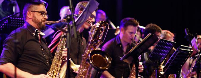 Bigband Hard in concert 2016